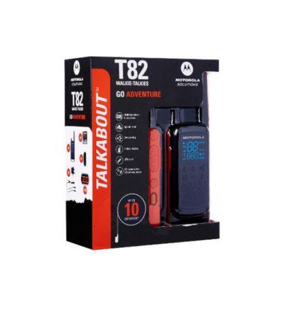 Motorola T82 walki talki