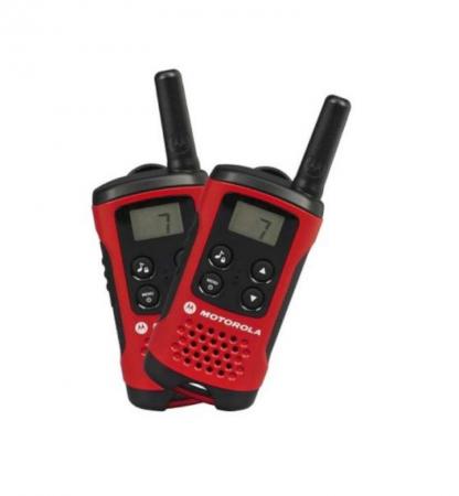 Motorola TLKR T40PMR446 Hofcon Portofoons