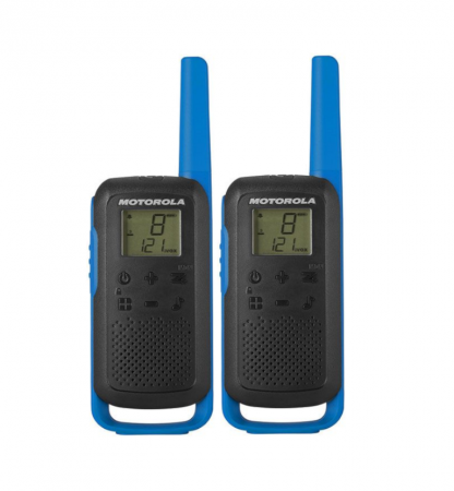 Motorola-talkabout-T62-Blauw-walkie-talkie-set