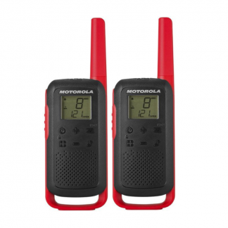 Motorola-T62-Rood-walkie-talkie-set