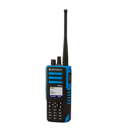 HOFCON Portofoons Motorola DP4801 EX ATEX